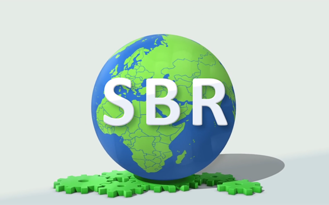 standard business reporting logo